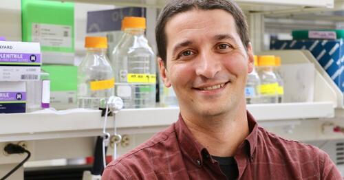 Professor Alvaro Sanchez
